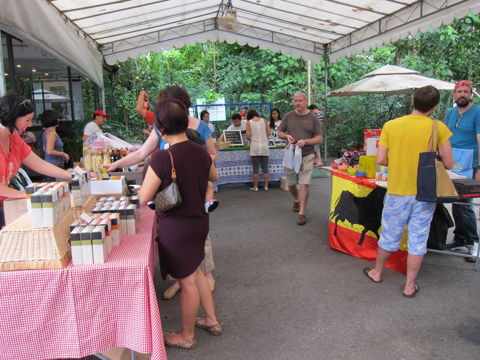 Loewen gardens farmers market